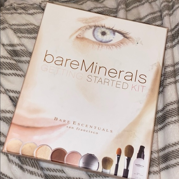 Bare Minerals 9 pc. Kit